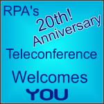 20th Anniversary Annual Teleconference